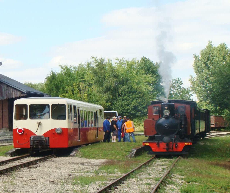 Le Train touristique Argy-Valençay
