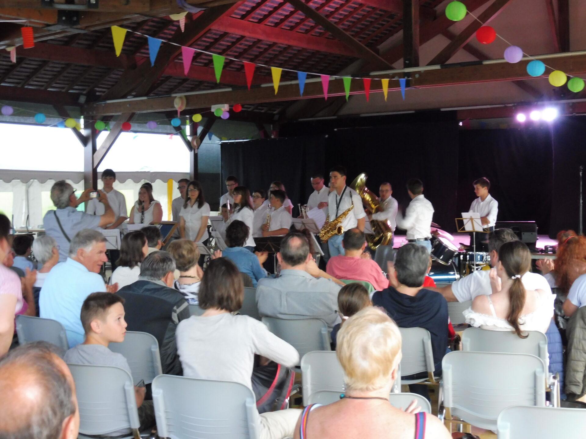 © CCEV - Orchestre Junior du Pays de Valençay