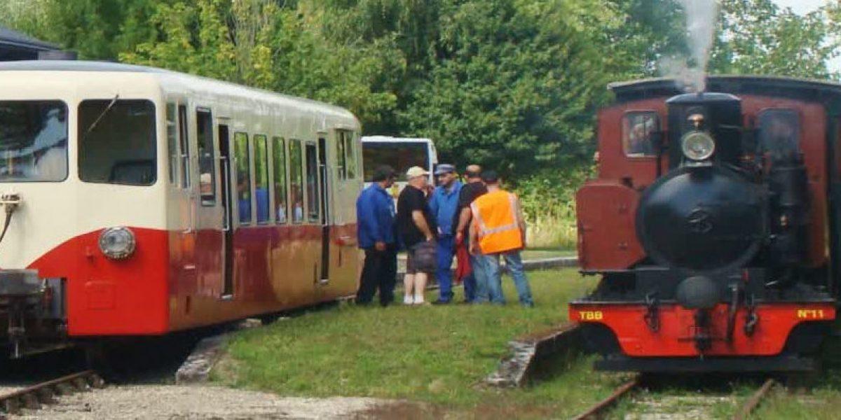 © Le Train Touristique Argy-Valençay